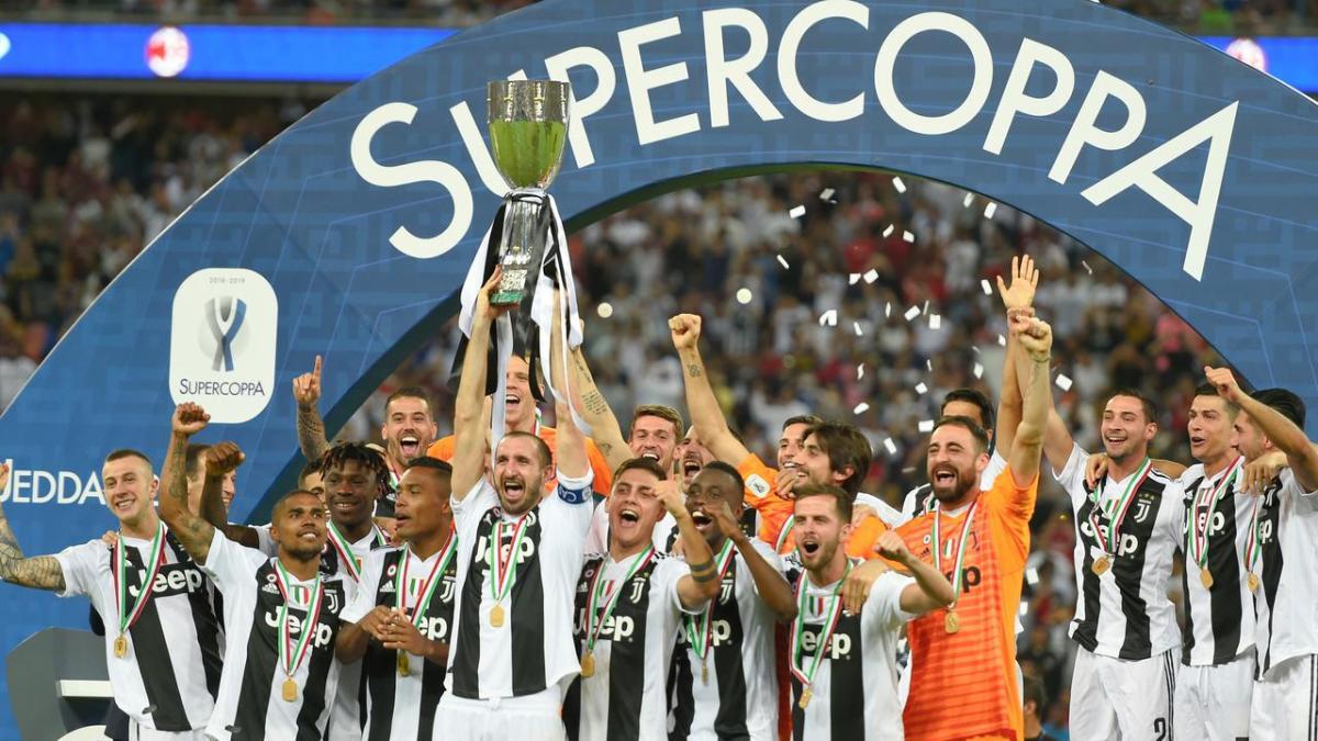 Sang Club Raksasa Juventus Kembali Mengukir Sejarah Baru