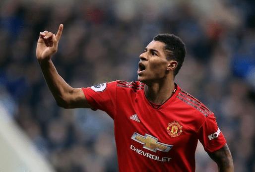 Rashford Geser Posisi Menjadi Penyerang Tengah Di Manchester United