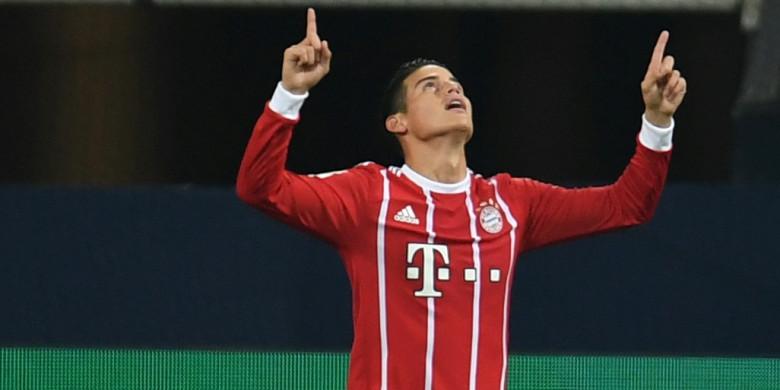 Salah Satu Club Liga Inggris Arsenal Dikabarkan Gagal Mendapatkan Pemain James Rodriguez