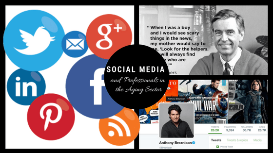 Social Media and Professionals in the Aging Industry