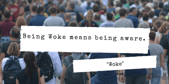 aging well means being woke