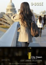O-Dose London - Fragrance Oils - City fragrances for city wear - City London Collection - City Dawn