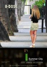 O-Dose London - Fragrance Oils - City fragrances for city wear - City London Collection - Summer City