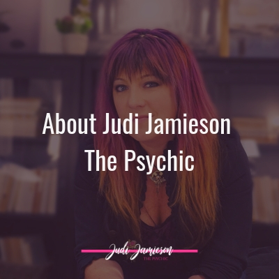 Judi Jamieson The Psychic – My Story
