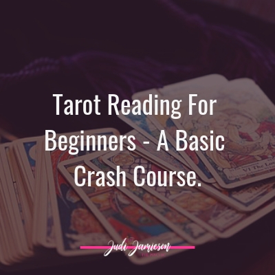 Tarot reading for beginners basic crash course