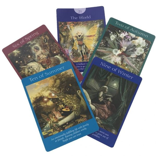 Fairy Angel Tarot Cards