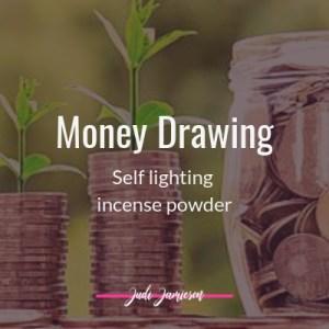 inscent – money drawing