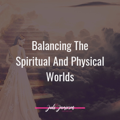 Balancing the Spiritual and Physical World