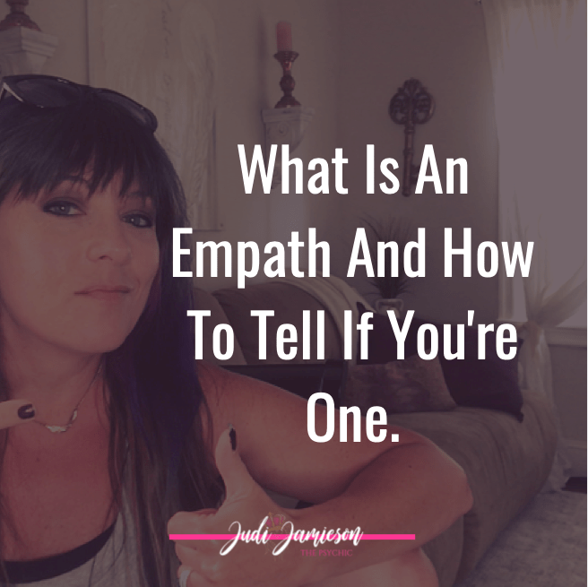 What is an empath and how to tell if you are one