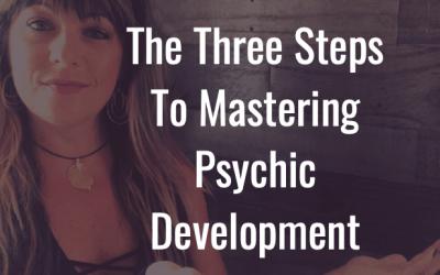 Free Psychic Development Training