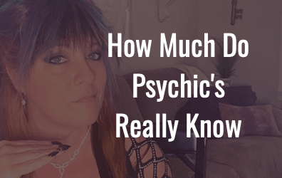 How much do psychics know about you