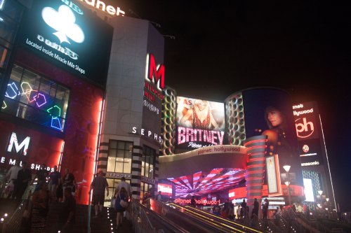 Meet Planet Hollywood, Las Vegas. - judimeetsworld.com