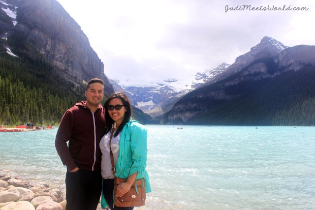 Meet Lake Louise.
