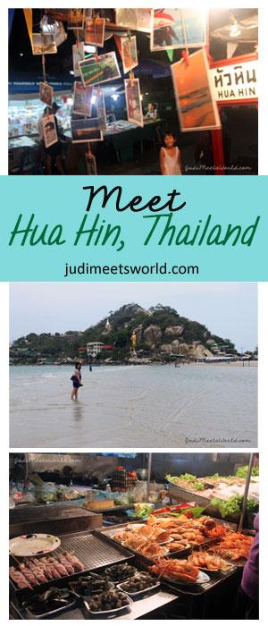 Meet Hua Hin, Thailand - judimeetsworld