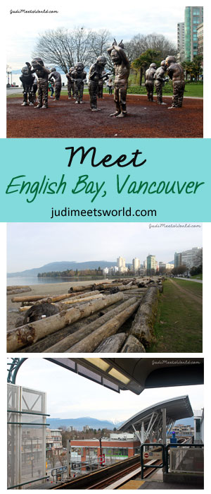 Meet English Bay, Vancouver - judimeetsworld