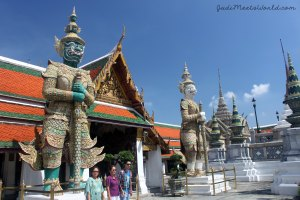 Meet the Grand Palace, Bangkok, Thailand - judimeetsworld