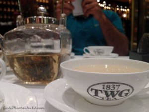 Meet TWG Tea Salon & Boutique.