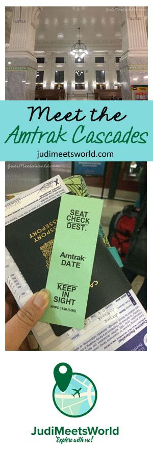 Meet the Amtrak Cascades.