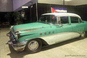 Meet the Cuban Pavilion.