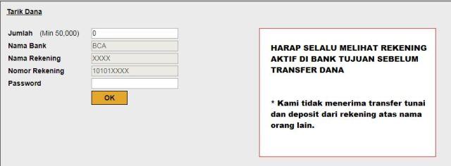 Cara Melakukan Deposit Dan Withdraw di Situs Judi Pkv Online Rajadomino88