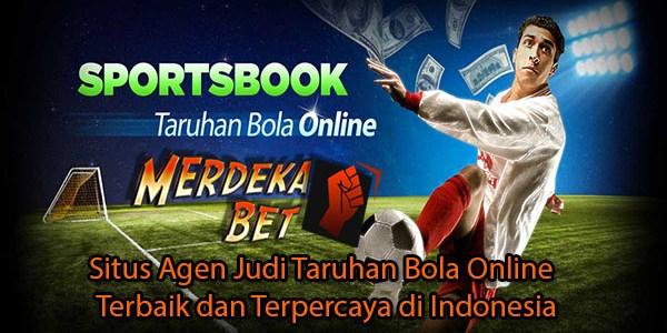 Situs Agen Judi Taruhan Bola Online Terpercaya