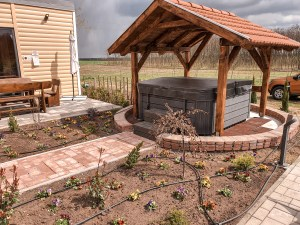Biogazdálkodáson alapuló, és működő vendégház