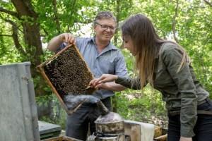 """Délity Méz: """"A méhész szorosan együtt dolgozik..."""""""