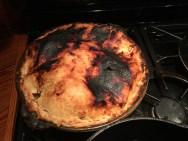 Really, it's an apple pie.