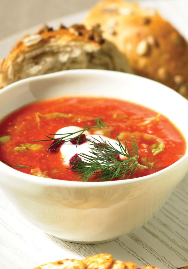 Cabbage Borscht