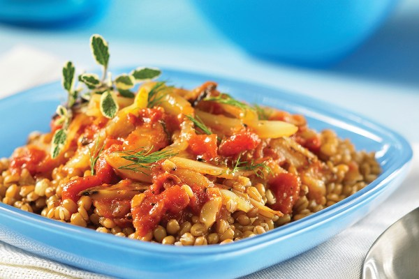 Fennel Braised with Tomatoes