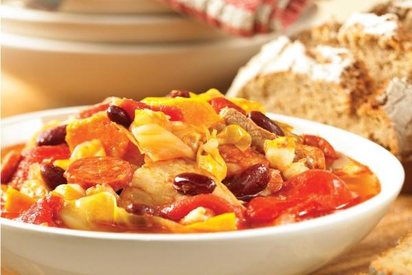Castilian Garlic Soup (Sopa de Ajo)