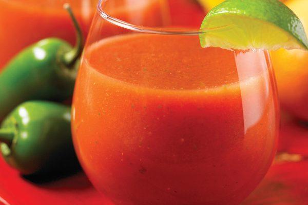 Mexican-Style Tomato Juice (Sangrita)