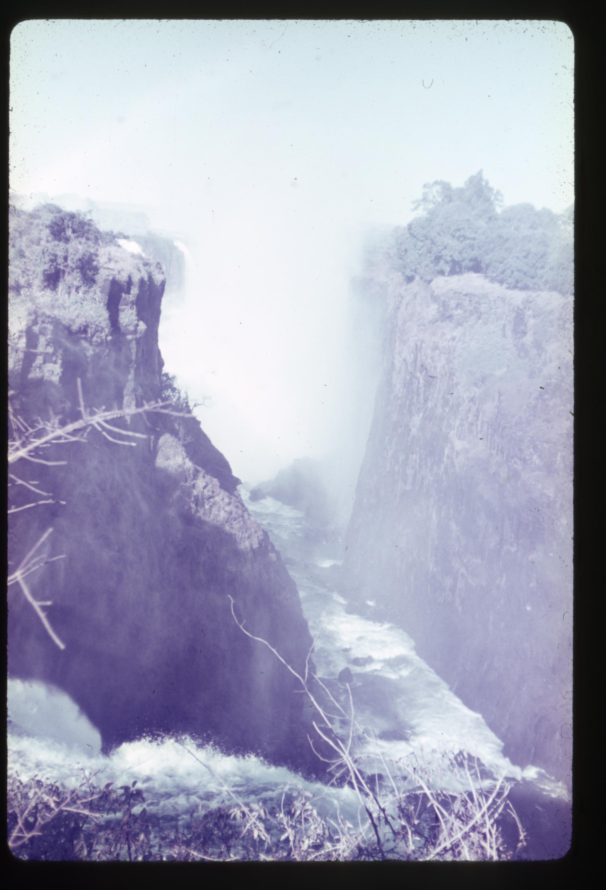 Victoria Falls 1966