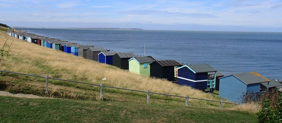 Sophie's beach huts