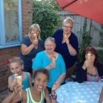 The Ice Cream Diaries at Whitstable with Claire Stiling
