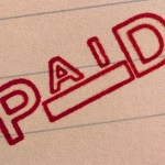 Paper Stamped Paid