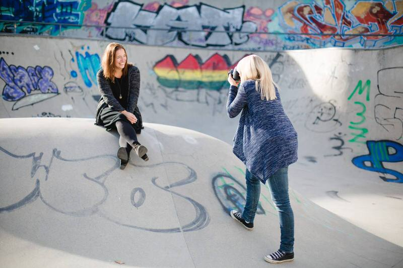 Candi School Treffen in München - Andrea Rath