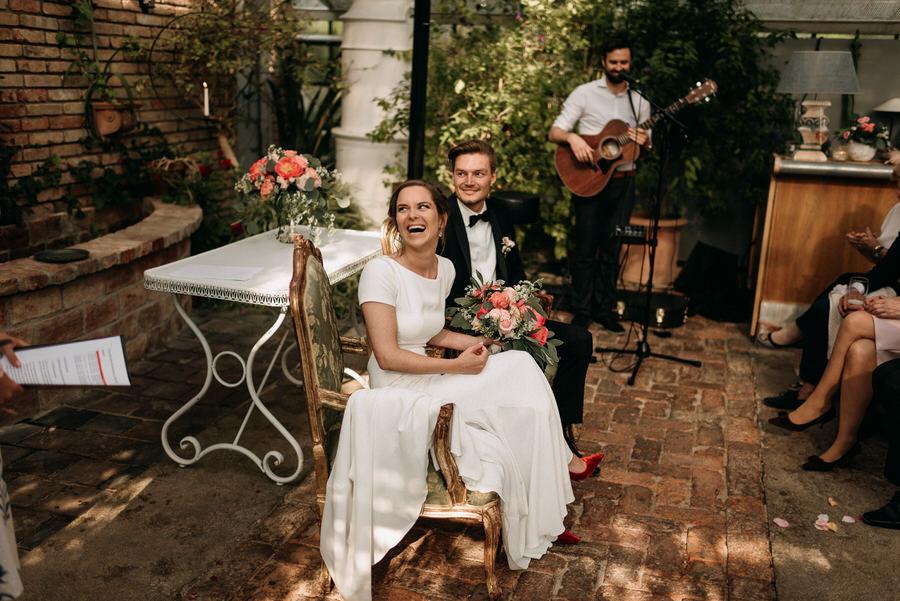 Hochzeitsfotograf München - Hochzeit in der alten Gärtnerei - München Hochzeit