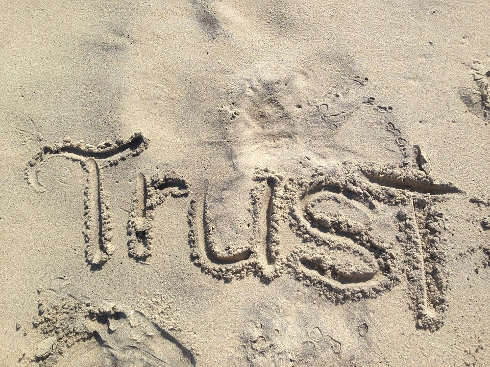 Why is it so important to trust God?