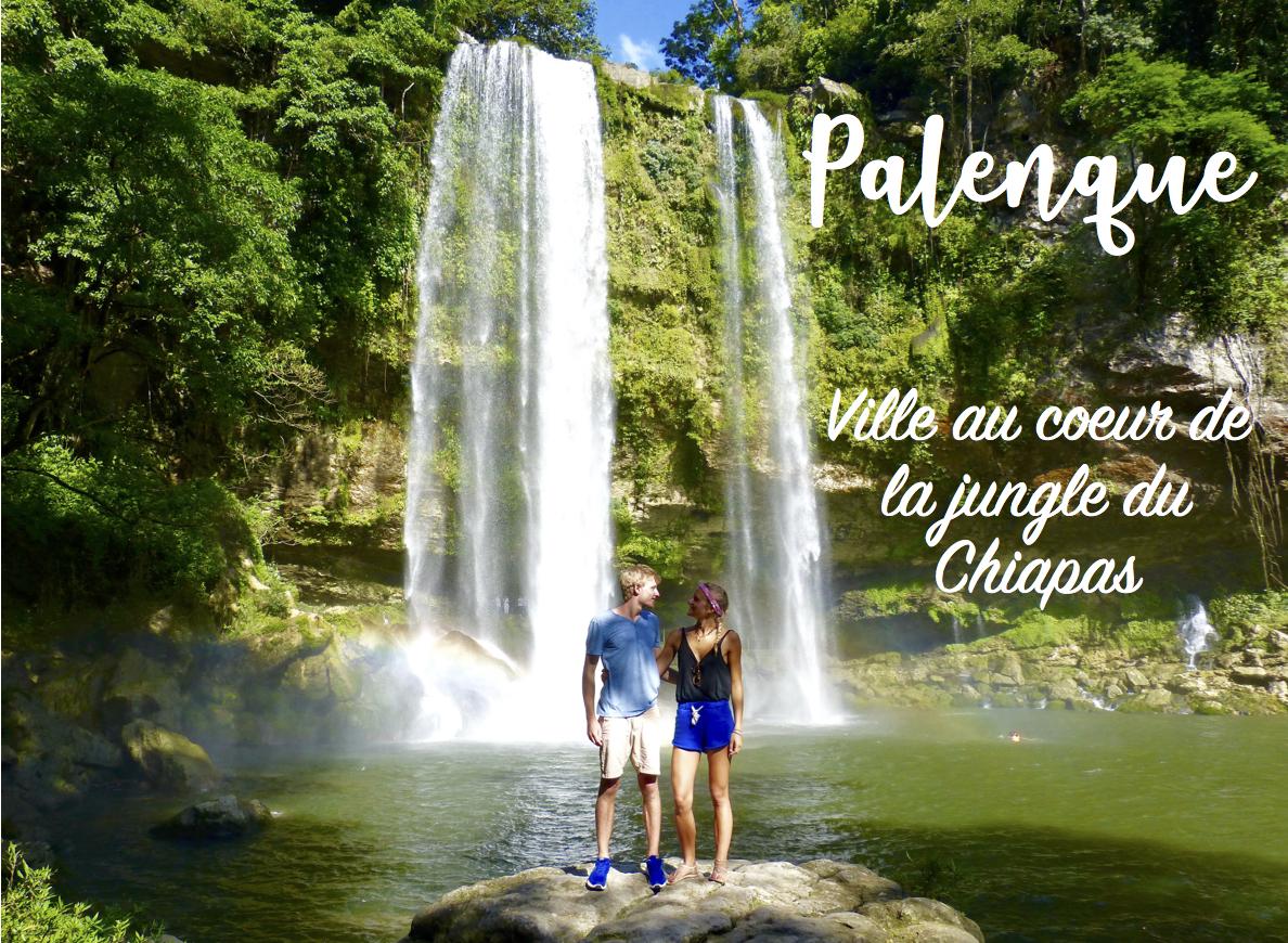 Read more about the article Palenque : Ville au coeur de la jungle du Chiapas