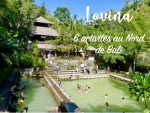 Nord de Bali : 5 activités à faire à Lovina Beach