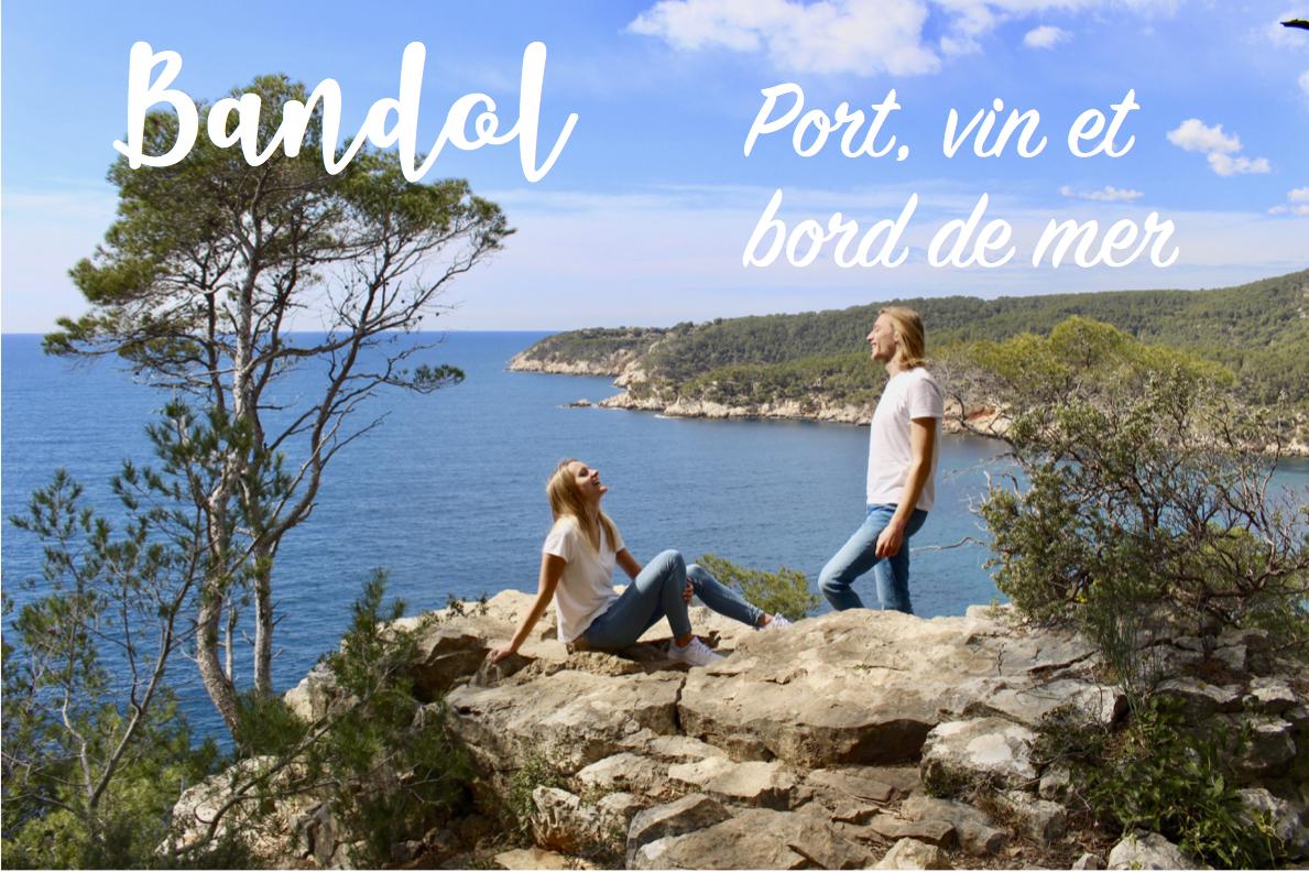 Read more about the article Bandol : port, vin et bord de mer