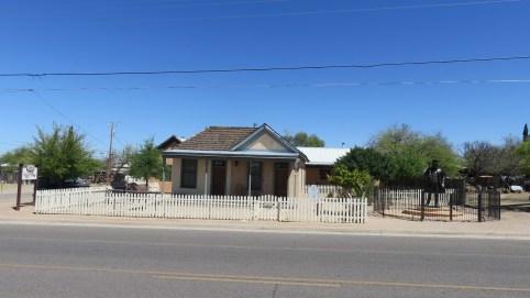 Former home of Wyatt Earp