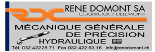 Logo René Domont