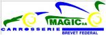 Logo Magic Carrosserie