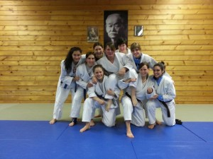 Judo Jura Filles vs Team Regensdorf Damen