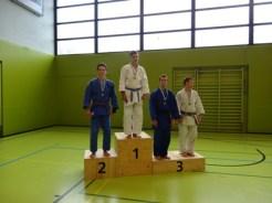 Fettrelet 2ème en juniors -60kg