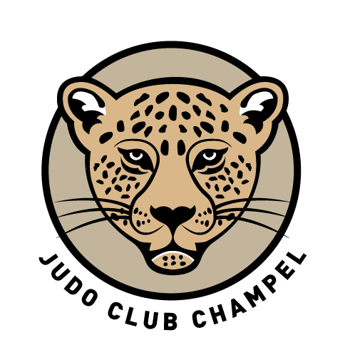 logo judo club champel