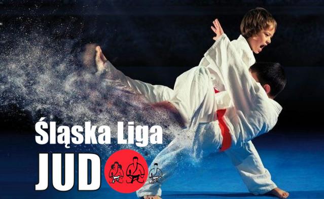 Śląska Liga Judo w Ożarowicach