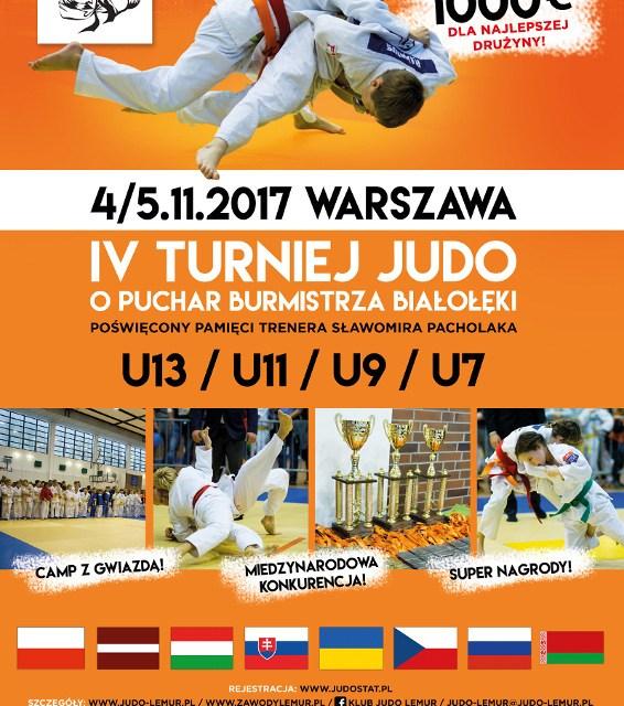 4 Turniej o Puchar Burmistrza Białołęki
